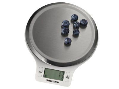 SilverCrest Electronic Kitchen Scale