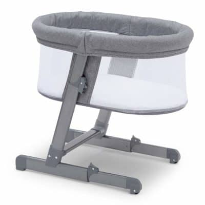 Simmons Kids Oval City Sleeper Bassinet