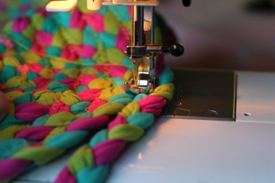 Simple Ways of Embroidering and Quilting with a Regular Sewing Machine