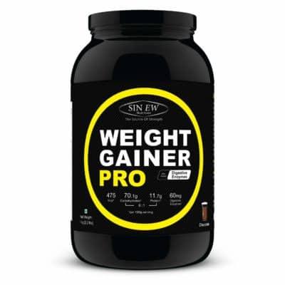 Sinew Nutrition Weight Gainer Pro