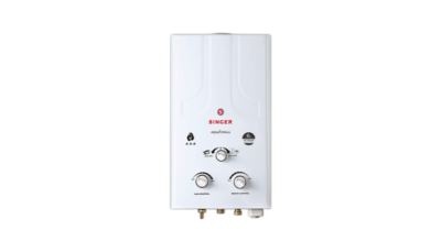Singer Aqua Jwala Gas Geyser Review