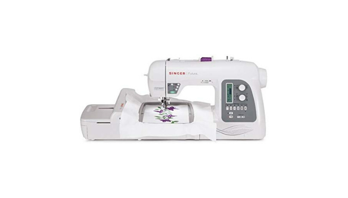 Singer Futura XL 550 Computerized Sewing and Embroidery Machine Review