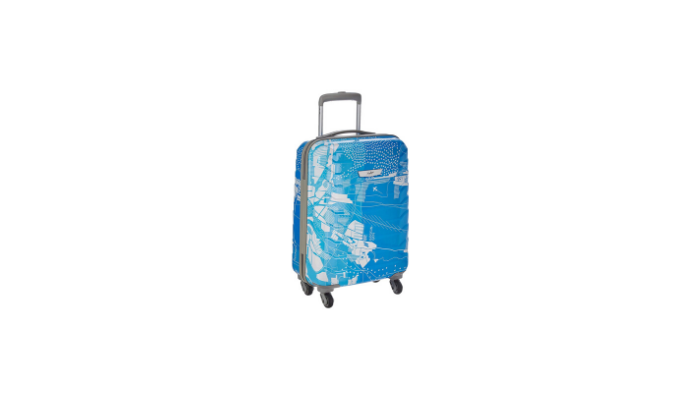 Skybags 55 cms Hardsided Cabin Luggage Review