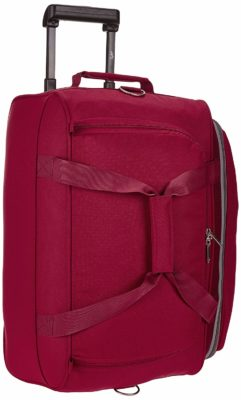 Skybags Cardiff Polyester 52 cms Red Travel Duffle