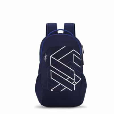 Skybags Felix 50 Ltrs Blue Laptop Backpack