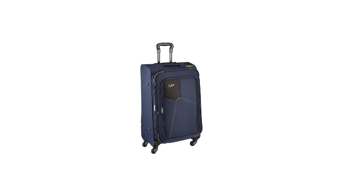 Skybags STRUW68EBLU Rubik Softsided Luggage Review