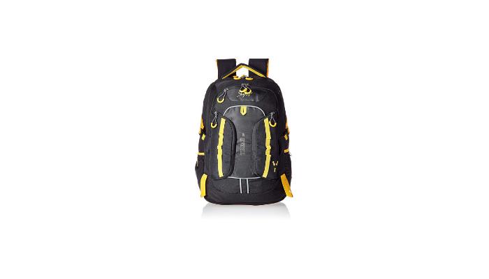 Skybags WKRTRD35BLK Weekender 36 Ltrs Hiking Backpack Review