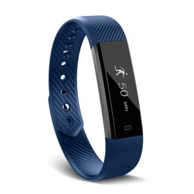 Smart Fitness Band, Muzili Activity Tracker Sleep Monitor