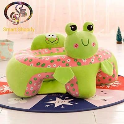 Smart Shopify Baby Cotton And Plush Training Seat