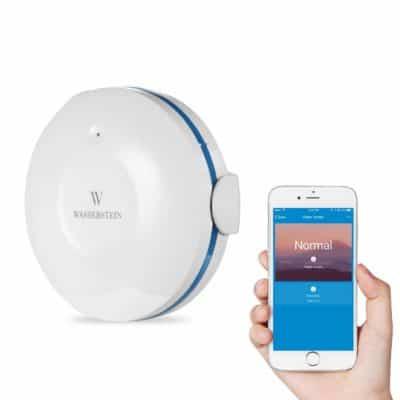 Smart Wi-Fi Sensor Flood and Leak Detector