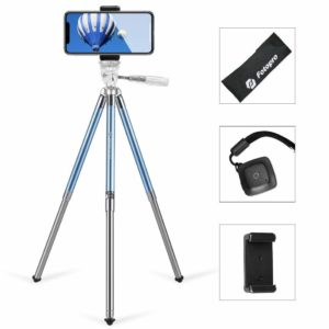 Smartphone and iPhone Tripod with Tripod Bag by Fotopro