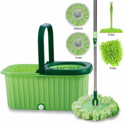 Smile Mom Spin Mopper Floor Cleaner