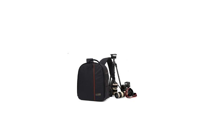 Smiledrive DSLR Camera Bag Review