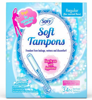 Sofy Soft Tampons