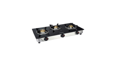 Solimo 3 Burner Glass Top Gas Stove Review