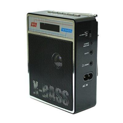 Sonilex SL-413 Rechargeable FM Radio