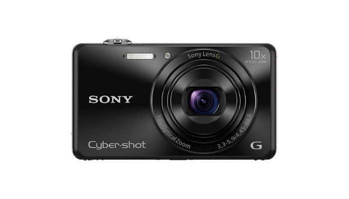 Sony Cybershot DSC WX220 Review