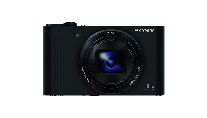Sony Cybershot DSC WX500 B Digital Camera Review