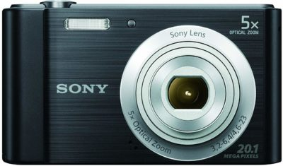 Sony DSC-W800 Point & Shoot Camera