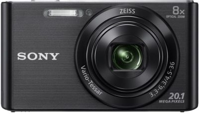 Sony DSC W830 20.1 MP Point and Shoot Camera