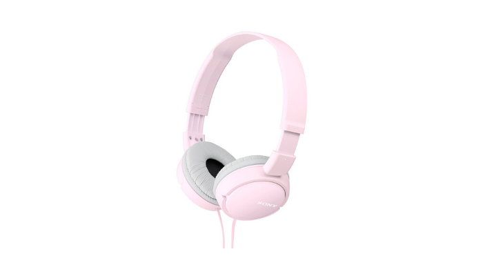 Sony Dynamic MDR ZX110 P On ear Headphone Review