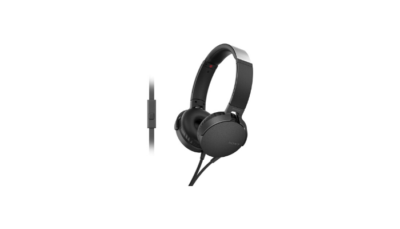 Sony Extra Bass MDR XB550AP On Ear Headphone Review