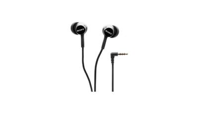 Sony MDR EX150AP In Ear Headphone Review