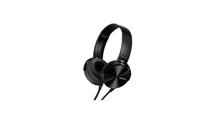 Sony MDR XB450 On Ear Headphone Review