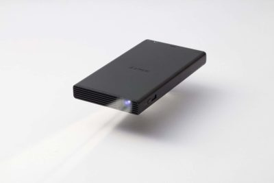 Sony MP-CD1 Compact Pocket Size Mobile Projector