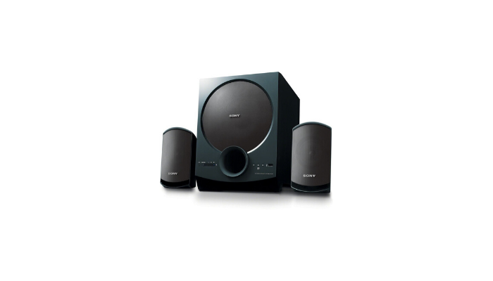 Sony SA D20 C E12 Multimedia Speaker System Review
