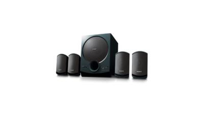 Sony SA D40 C E12 Multimedia Speaker System Review