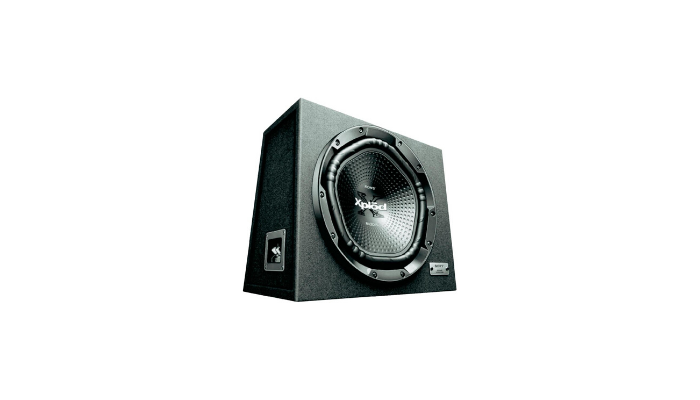 Sony XS NW1202S Box Subwoofer Review