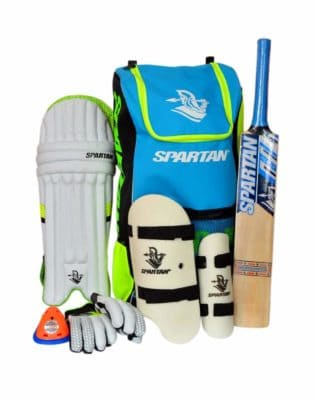Spartan Cricket Junior Complete Batting Set