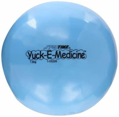 Sportime Yuk-E Form Fitting Medicine Ball
