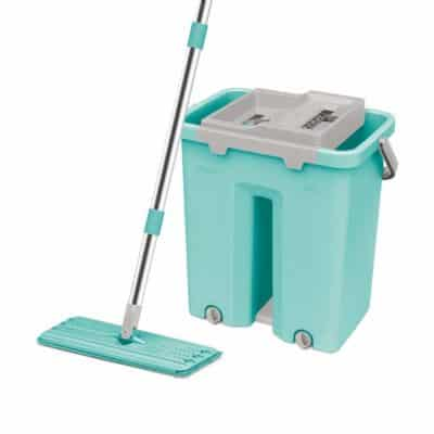 Spotzero mop and bucket