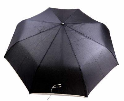 Sri baba creators Women's Polyester 3 Fold Umbrella