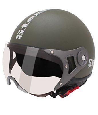 Steelbird SB 27 Half Face Helmet