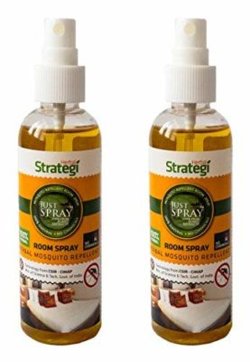 Strategi Mosquito Repellent- Goodbye Mosquitoes
