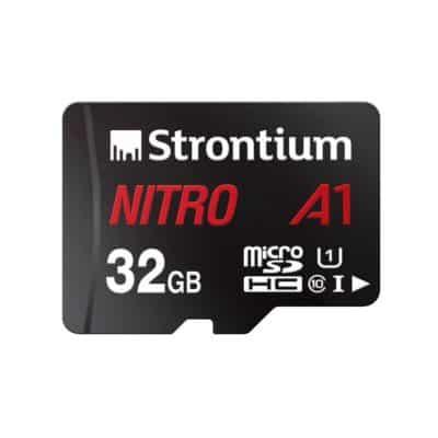 Strontium Nitro A1 32GB Micro SDHC Memory Card