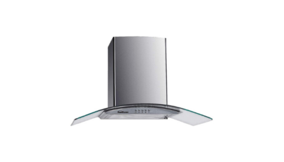 Sunflame 60 cm 1100 m³hr Curved Glass Kitchen Chimney BELLA 60 SS Review 1