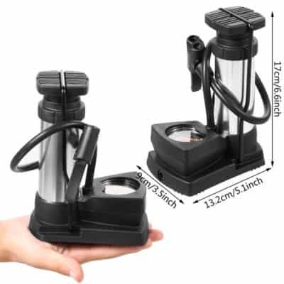 Supermall Mini Bike Foot Pump