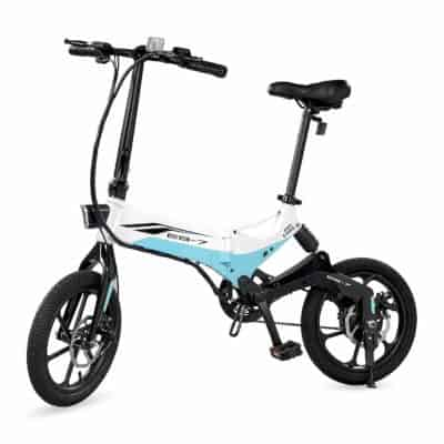 Swagtron Swagcycle EB-7 Elite Folding Electric Bike
