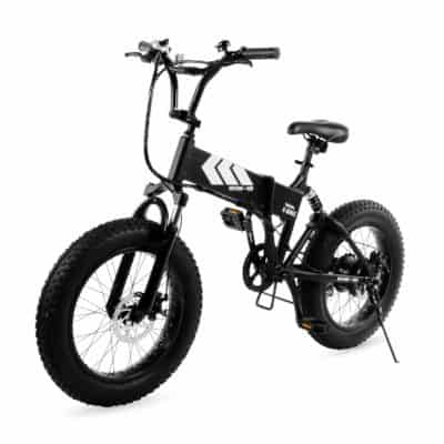 Swagtron EB-8 Fat Tyre Foldable