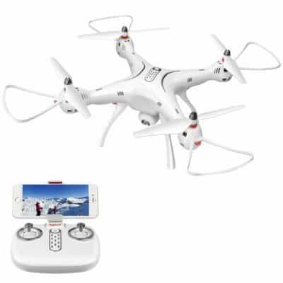 Syma X8PRO RC Drone 2.4G WiFi HD Camera FPV GPS One Key Return RC Quadcopter
