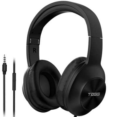 TAGG SoundGear Wired Headphones
