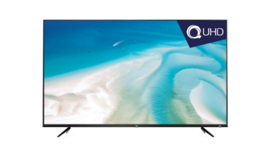 TCL 55 inches 4K LED Smart TV P6US 55P6US Review