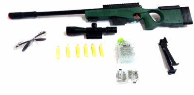 TEMSON Kids High-Grade Sniper Gun Toy