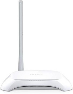 TP-Link TL-WR720N Router (WHITE/GRAY)
