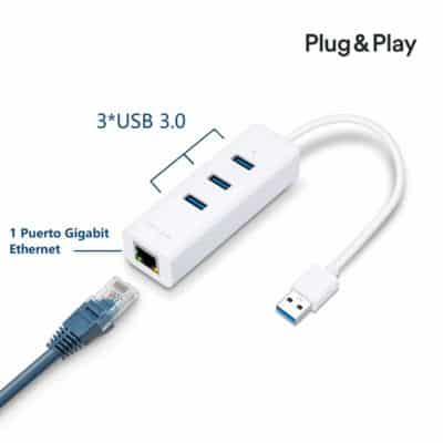 TP-Link UE330 USB Data Hub