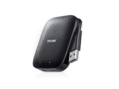 TP-Link UH400 Black USB Hub